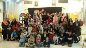 جشن یلدا مرکز شماره 24 کانون تهران