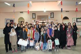 «نشست و تبادل تجربهی کلاژ» ویژهی اعضا و مربیان هنری در کانون استان قم