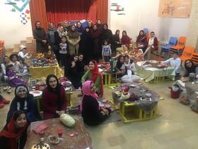 جشن یلدا مرکز شماره 39 کانون تهران