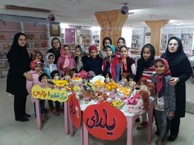 جشن شب یلدا در مراکز کانون استان  مازندران