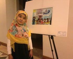 موفقیت عضو کانون فارس در مسابقه کشوری بهره وری آب