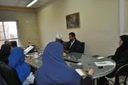 جلسه طرح فبک در کانون البرز