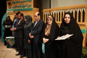 موفقیت مربی کانون شما ره 2  طبس در جشنواره منطقهای قصه گویی