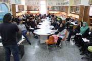 دوره آموزش نجوم مرکز علوم کانون تهران / عکس از یونس بنامولایی