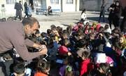 ارسال 2 هزار کلاه توسط اعضای مرکز صفی آباد برای کودکان مناطق زلزله زده
