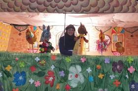 نمایش عروسکی «کلبه مهربونی» در بهبهان روی صحنه میرود