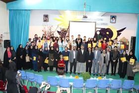 از برگزیدگان طرح کتابخوانی مازندران تقدیر شد