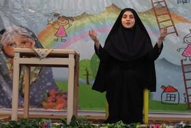 مربی خوزستانی برترین داستاننویسان رضوی جشنواره قصهگویی شد