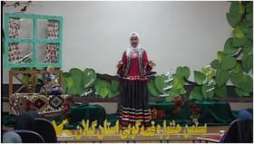 فاطمه نوایی، برگزیده بیستمین جشنواره قصه گویی کانون