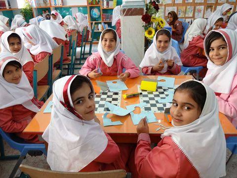 طرح کانون مدرسه در کردستان