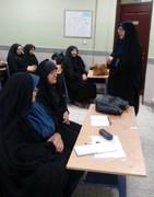 کارگاه قصه گویی برای معلمان نیشابور