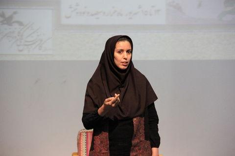 مربی مرکز فراگیر تهران برگزیده جشنواره قصه گویی شد