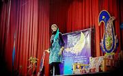 نقل «بیژن و منیژه» از سوی نوجوان کرمانشاهی در جشنوارهی قصه گویی