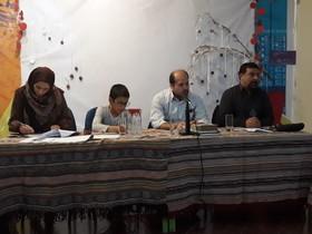 یادبود پدر شعر نو در آخرین انجمن ادبی پسران