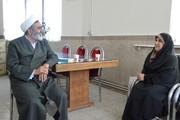 سرپرست اداره کل کانون و مدیر هسته گزینش اداره کل آموزش و پرورش استان کرمانشاه دیدار کردند