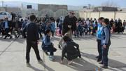 بازی های بومی محلی لرستان درخرم آباد برگزارشد