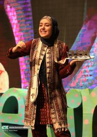 کسب رتبه نخست عضو نوجوان کانون استان اصفهان در بیستمین جشنواره بین المللی قصه گویی