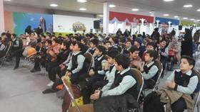 حضور کانون خراسان رضوی در یازدهمین نمایشگاه گردشگری - تهران1396