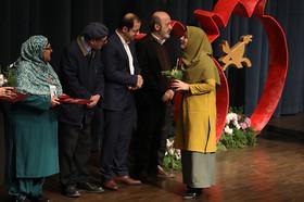 قصه گوی مازندرانی برگزیده بیستمین جشنواره بین المللی قصه گویی شد