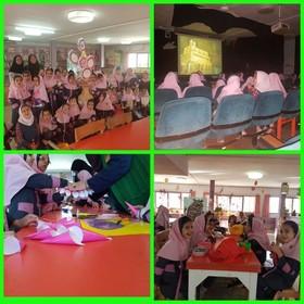 طرح کانون مدرسه در مرکز فرهنگی هنری آباده