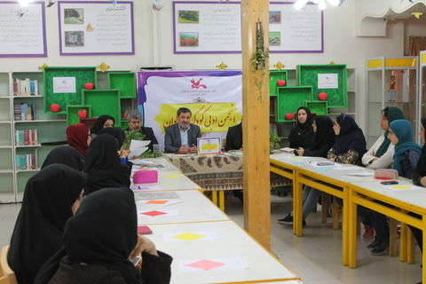 آغاز به کار انجمن ادبی کودک و نوجوان کانون خوزستان در اهواز