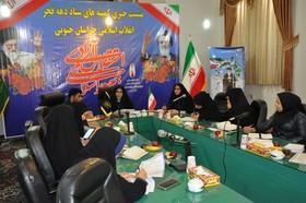 افتتاح کتابخانه سیار روستایی  نهبندان  همزمان با دهه فجر