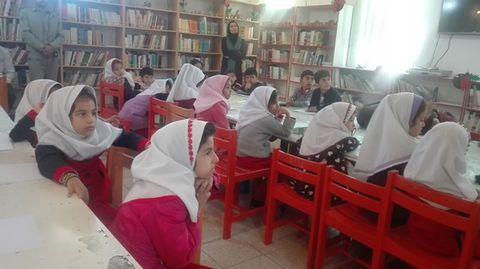 ویژه برنامه روز هوای پاک در مرکز فرهنگی هنری شماره باشت