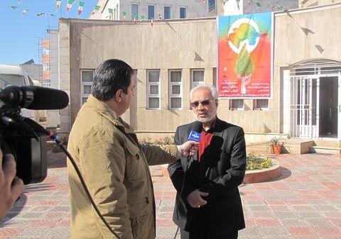 پردهخوانی حماسی در ۱۲ بهمن و برپایی ایستگاه انقلاب در راهپیمایی ۲۲ بهمن