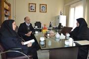 پوشش خبری برنامه های دهه فجر کانون در شبکه استانی زاگرس