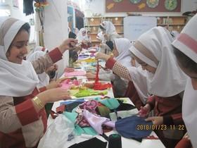 دست سازه های اعضای مراکز فرهنگی و هنری کانون مازندران به روایت تصویر