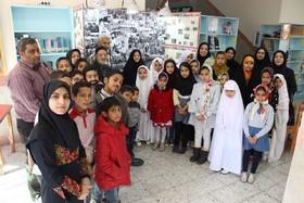 اولین روز از دهه مبارک فجر در کانون شماره سه بیرجند به روایت عکس