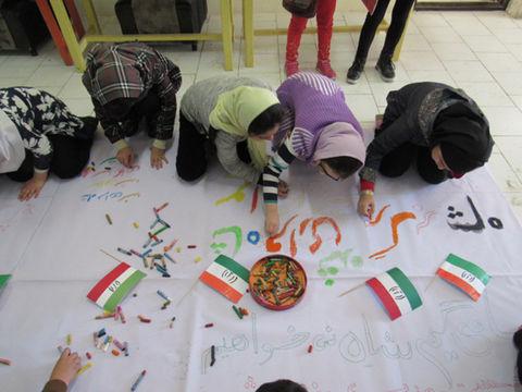 نواخته شدن زنگ انقلاب در مراکز کانون استان اردبیل