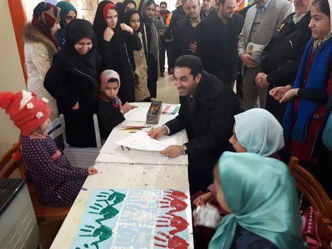 فعالیتهای فرهنگیهنری کانون استان کرمانشاه به مناسبت دههی مبارک فجر