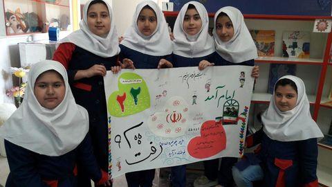 فعالیتهای فرهنگیهنری کانون استان آذربایجانشرقی به مناسبت دههی مبارک فجر