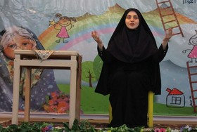 درخشش مربی خوزستانی در جشنواره قصهگویی «حکایت خورشید»