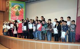 تقدیر از برگزیدگان دومین جشنواره پویانمایی کانون پرورش فکری استان همدان