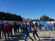 جشنواره بازیهای بومی محلی در کتابخانه سیار روستایی فریدونکنار