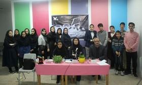 چهارمین انجمن ادبی مهتاب در قوچان