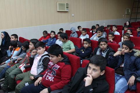 افتتاح یازدهمین سینمای کودک و نوجوان کانون خوزستان در آبادان