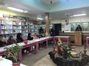افتتاح انجمن ادبی سپیدار