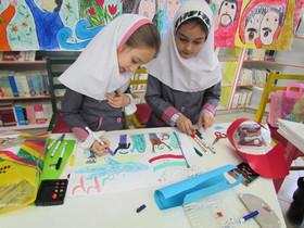 فعالیتهای فرهنگیهنری کانون استان کردستان به مناسبت دههی مبارک فجر