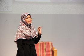 برگزیده جشنواره قصه گویی حکایت خورشید ـ الهه تاجیک ـ کانون استان تهران