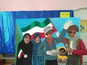 گزارش تصویری «هفت خوان» مرکز شماره ۴ کانون پرورش فکری استان قم