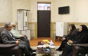 قول مساعد وزیر آموزش و پرورش برای گسترش کتابخانههای سیار سیستان و بلوچستان