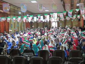 گزارش تصویری چهارمین جشن دختران آفتاب
