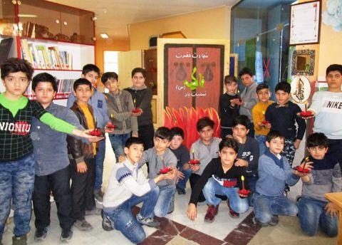 حضور گسترده اعضای کانون آذربایجان شرقی در ویژهبرنامههای دهه مبارک فجر