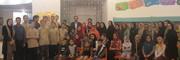 جشن فجر همدلی مرکز شماره 2 کانون تهران