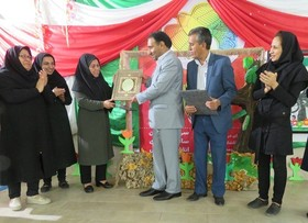 برگزاری مراسم تجلیل از همکار بازنشسته کانون استان کهگیلویه و بویراحمد در گچساران