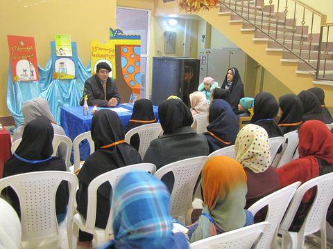 نقد کتاب جزیره بیتربیتها با حضور شهرام شفیعی نویسنده اثر در کانون پرورش فکری گلستان