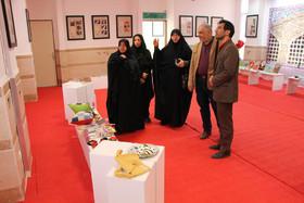 گزارش تصویری افتتاحیه نمایشگاه لوح کهن، دستسازهها و بازیها
